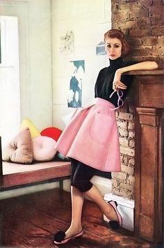 Suzy Parker, 60s