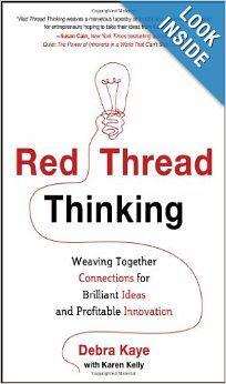 Red Thread Thinking: Weaving Together Connections for Brilliant Ideas and Profitable Innovation [Hardcover] Good Books, My Books, Books You Should Read, Innovation, Connection, Weaving, Intj, Amazon, Business