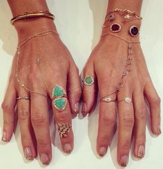 What I wish my hands looked like constantly