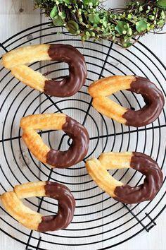 ホットケーキミックスでできる!カリッともちもちな「チュロス」の作り方   レシピサイト「Nadia   ナディア」プロの料理を無料で検索
