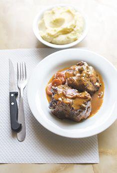 Plats du jour 100% fait-maison élaborés à  partir de produits bruts. Restaurant Le Saint-Hubert de Briare (45, Loiret, Région Centre, France). http://www.lesainthubert.com/blog/?s=plat+du+jour