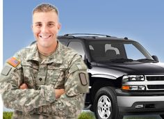Military Car Loan