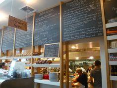 Huckleberry Cafe, Santa Monica
