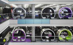 Zorg ervoor dat kantoorruimte in staat is om je geest te kalmeren. Een veilige werkplek kan je productiviteit en de kwaliteit van je werk sterk verbeteren.