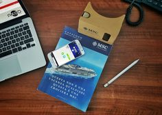 #MSC360VR Il catalogo immersivo per MSC Crociere powered by Axed Group S.p.A.