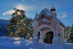 Chapel at Lautersee Mittenwald, Germany galerie.fotoclub-vellmar.de 090218