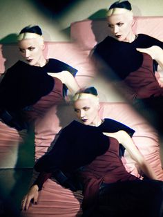 Daphne Guinness by Bryan Adams