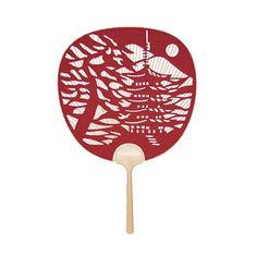 Kyoto Uchiwa Fan