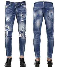 Denim Art, Jeans Pants, Dsquared2, What To Wear, Skinny Jeans, Layout, Style, Fashion, Mens Jeans Outfit