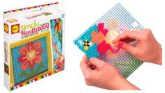 Amazon has this ALEX Toys Craft Simply Needlepoint Flower marked down to just $4.41 right now!