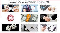 Chcesz poszerzyć swoje kompetencje z zakresu MS Office i nie tylko?! Sprawdź jakie nowości w ofercie szkoleń proponuje Cognity! https://www.cognity.pl/nowe-szkolenia-2016,blog2,165.html