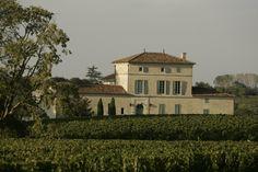 Pétrus in Pomerol, Bordeaux, France