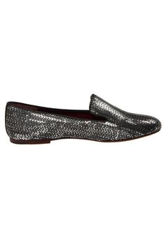 Dana Buchman Loafers - Womens - Silver/Black - Kohl's - 15 Dollars - So comfortable buying another pair on Clearance for 9.80