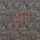 Berlin, leather and metal by creativelolo Berlin, Metal, T Shirt, Leather, Shopping, Vintage, Design, Supreme T Shirt, Tee