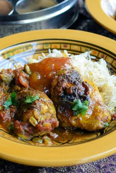 Karen's authentic chicken curry dish will appeal to a wide range of palates. It's doesn't take too long to prepare and makes a change from the usual Indian style with its warm, creamy, aromatic undertones of cardamom.