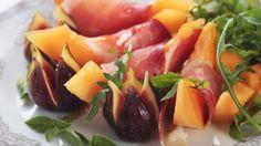Si te gusta el contraste dulce-salado, no te pierdas esta ensalada de melón con…