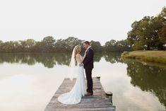 River, lake, creek, waterside wedding, dock, sunset photos, wedding photography, southern Maryland wedding, anne barge bride, cocktail hour photos
