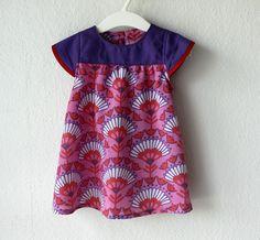 Et par babykjoler og en str. Wilma kjole. Suk. Så må man godt drømme sig lidt tilbage til den tid, hvor ens nu 116 cm høje dulle-datter ...