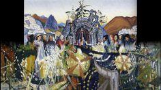 Joseph Stella 斯特拉約瑟夫 II (1877-1946) Futurism Precisionism Early American...