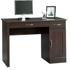 Computer Desk Workstation Student Study Laptop Modern Wood Office Home Furniture #Sauder #Modern