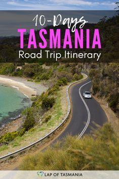 10 days in Tasmania? Tasmania Road Trip, Tasmania Travel, Places To Travel, Places To See, Roadtrip Australia, Australia Holidays, Australian Road Trip, Future Travel, Plan Your Trip