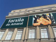 A exposição Tarsila do Amaral - Percurso Afetivo aconteceu no CCBB entre 14 Fev e 29 Abr de 2012