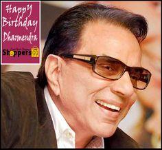 Wishing a very Happy Birthday to the #Dharmendra #HappyBirthdayDharmendra