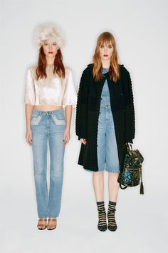 Sonia Rykiel Pre-Fall 2016 Fashion Show  http://www.vogue.com/fashion-shows/pre-fall-2016/sonia-rykiel/slideshow/collection#14