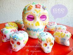 diy: calaveritas de azúcar / Día de Muertos