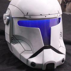 Republic Commando, Star Wars Images, Clone Trooper, Star Wars Clone Wars, Cosplay Ideas, Nerd Stuff, Lego Sets, Halo, Helmet