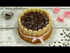 Tiramisu cu caramel si frisca reteta | Adygio Kitchen - YouTube Tiramisu, Creme Caramel, Food Cakes, Mcdonalds, Cake Recipes, Ethnic Recipes, Kitchen, Youtube, Mascarpone