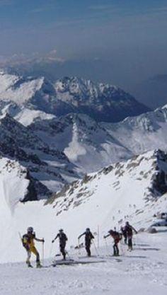 #Adamello #Brenta National Park in #Milan, #Italy. #skiing #hiking #touring #mountains