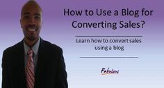 How to Use a Blog for Converting Sales  KelseySimonnet