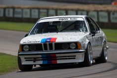 BMW 635 CSi Group A (Chassis - 2016 Goodwood Festival of Speed) High Resolution Image Bmw Old, Bmw 635 Csi, Bmw 6 Series, Bmw Classic Cars, Goodwood Festival Of Speed, Bmw Cars, Bugatti, Touring, Bmw Vehicles