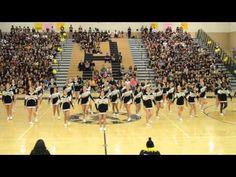 This is the coolest dance and i love the music idea might be a little old for middle school but still is cool