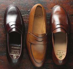 Men's Shoes: Penny Loafers