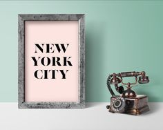 NYC Art, Printables shop https://www.etsy.com/listing/491483550/nyc-print-new-york-city-nyc-art-new-york