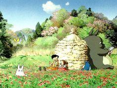 Hayao Miyazaki Animation DVD Collection 5 by Cartoon77's Album, via Flickr