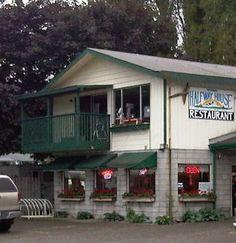 Halfway House, Brinnon, WA  My favorite breakfast place!
