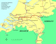 Netherlands Map: North Sea to Germany Netherlands Map, North Sea, Sailing, Germany, Candle, Deutsch