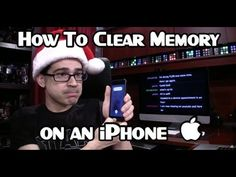 How to: Clear Memory on an iPhone
