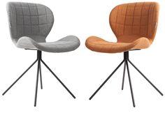 OMG chair   Neuveriteľne pohodlná čalúnená stolička vhodná do kancelárie aj domácnosti