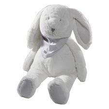 Absorba Cream Bunny Soft Toy