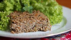 Quibe de berinjela: prepare essa delícia vegetariana - Gastronomia - Lifestyle - Bonde. O seu portal