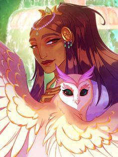 The Arcana: A Mystic Romance Character Inspiration, Character Art, Character Design, Character Ideas, Owl, Anime Manga, Game Art, Art Inspo, Art Reference