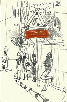 marina grechanik / bus stop