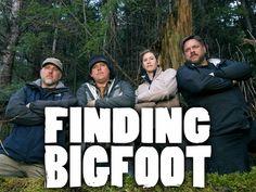 Finding Bigfoot!!