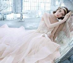 Vintage-Inspired Lazaro Bridal Spring 2014 Collection | Weddingomania - Weddbook