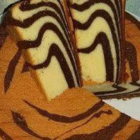 Super Soft Special Marble Cake Recipe – Pastry World Marble Cake Recipes, Dessert Recipes, Desserts, Marbel Cake, Bolu Cake, Resep Cake, Baking Soda And Lemon, Traditional Cakes, Bread Cake