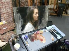 Casey Baugh Workshop Townsend Atelier